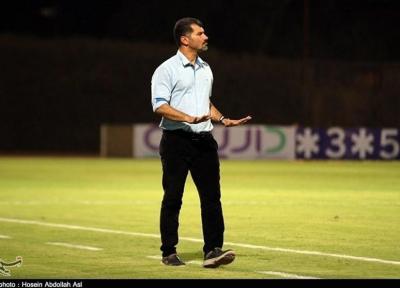 یزدی: پیکان با اتلاف وقت و ضدفوتبال به دنبال پیروزی بود!، طوری بازی کردیم که حریف مان می خواست