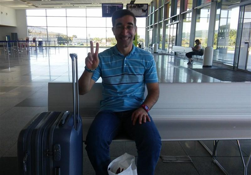 از بلغارستان، گفت وگو با همراه اول تیم ملی والیبال