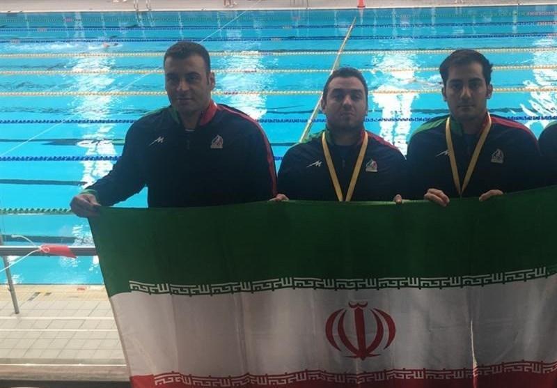 نجات غریق قهرمانی دنیا، مدال آوری رئیس فدراسیون در روز طوفانی تیم ایران