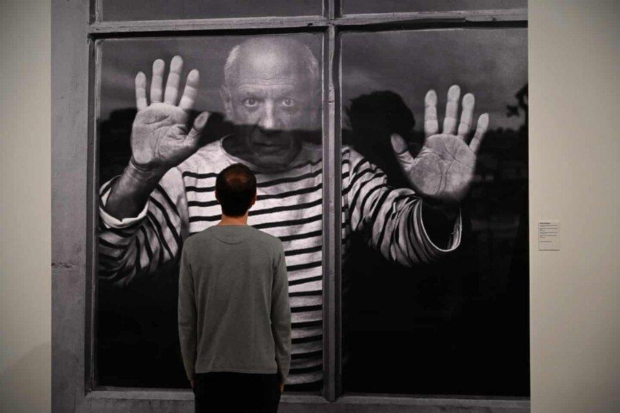 عکس روز: موزه پیکاسو