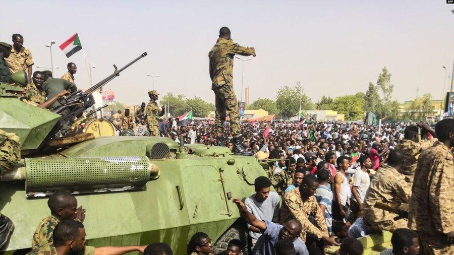 کودتایی علیه کودتاگران در سودان