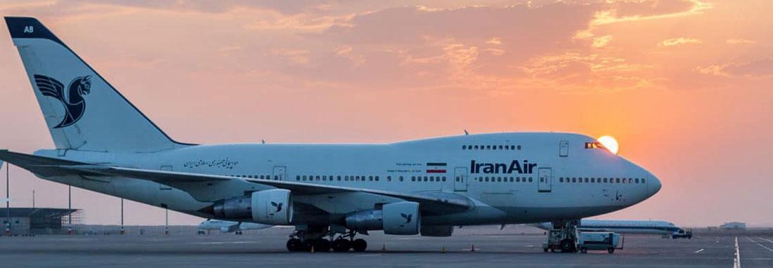 حادثه در فرودگاه ساری ، هوایپمای ایران ایر به تیر برق خورد
