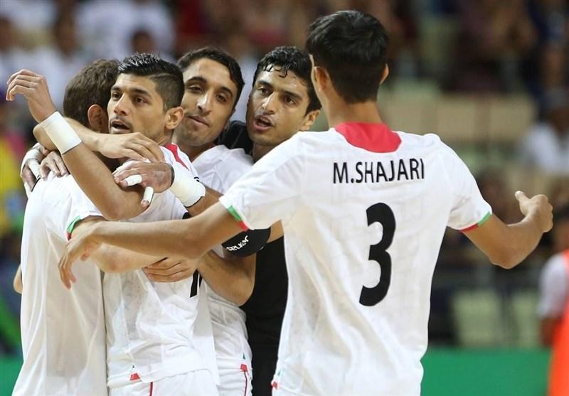 اتفاق عجیب در قرعه کشی AFC؛ صعود تیم ملی فوتسال ایران به مرحله نهایی مسابقات قهرمانی آسیا قطعی است!