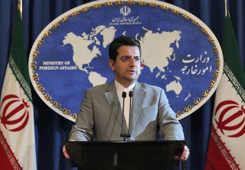 سخنگوی وزارت خارجه: ایران از یمن واحد حمایت می نماید