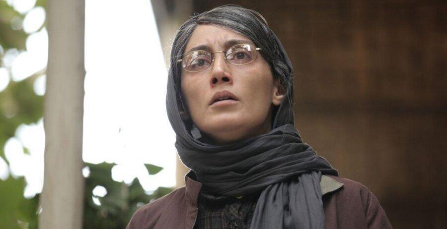عکس ، رونمایی از گریم هدیه تهرانی در سریال مصطفی کیایی