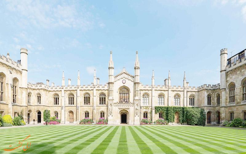 دانشگاه های انگلستان در میان دانشگاه های برتر دنیا